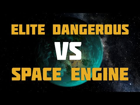 Elite Dangerous vs Space Engine - Teegarden's Star New Discoveries (Exo-Planets)