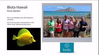 Aquaculture in the Islands: Training indigenous islanders to be world leaders in marine ornamental aquaculture – Tom Bowling – MACNA 2021