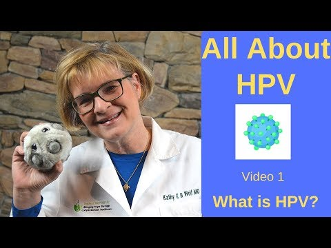 Hpv perianal warts