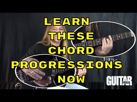 Learn these Guitar Chord Progressions NOW - Absolute Fretboard Mastery with Steve Stine, Part 6