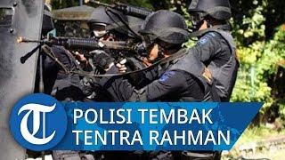 Polisi Tembak Mati Tentra Rahman Anggota KKB di Aceh, Rompi Diduga Berisi Bom Diamankan