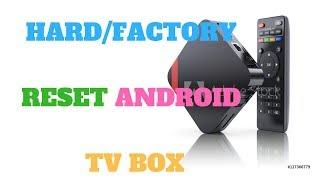 mxq pro 4k android tv box reset - Thủ thuật máy tính - Chia sẽ kinh