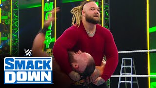 Braun Strowman vs. Bray Wyatt – Universal Championship Match: WWE Money in the Bank, May 10, 2020