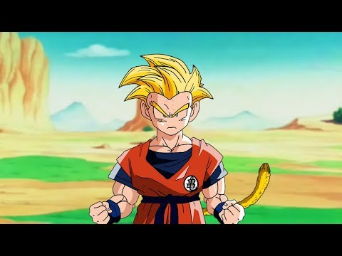 Download What if Krillin was a Saiyan? Mp4 HD Video and MP3
