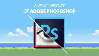 A Visual History of Adobe Photoshop