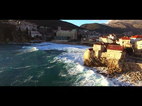 Budva, Montenegro 2017   YESMANPRODUCTIO