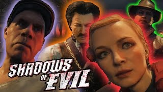 Shadows Of Evil: The New Crew (Black Ops 3 Zombies Characters)