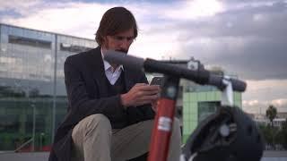 EXs KickScooter : la trottinette électrique de Seat en vidéo