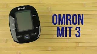 Omron MIT 3 (HEM-7270-E) - відео 1