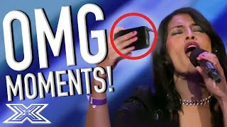 Top OMG X Factor Moments! | X Factor Global - Video Youtube