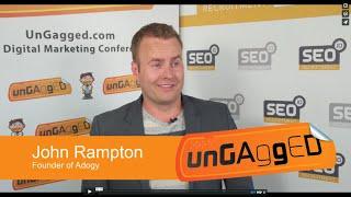 John Rampton - UnGagged London 2015