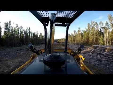 DEP | Conduite de machinerie lourde en voirie forestière