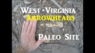 West Virginia Arrowhead Hunting Paleo Dagger Archaeology Discovery Channel Antiques Roadshow