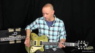 Steve Jackson Presents DIESEL & Duesenberg Guitars