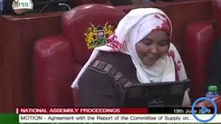 Speaker Muturi Sends Harsh Warning To Women Rep Fatuma Gedi