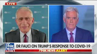 """Dr. Fauci questions accuracy of Bob Woodward book: """"I don't recall that at all"""""""