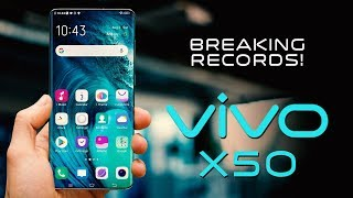 VIVO X50 PRO - Breaking Smartphone Records!
