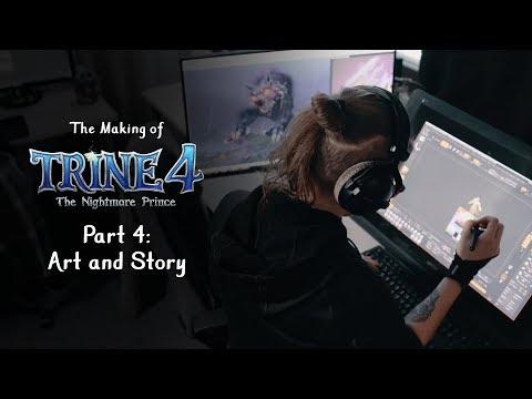 Trine 4 - Art and Story thumbnail