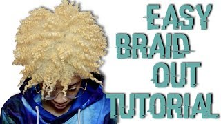 Easy Braid Out | For Men & Women