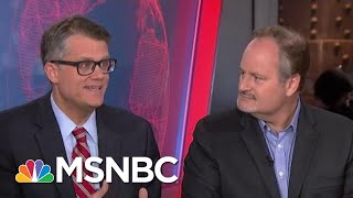 President Donald Trump's Sister Under The Spotlight After NYT Report | Velshi & Ruhle | MSNBC
