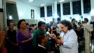 Canto De Comunhão - Missa De São José - 19 Mar 2012