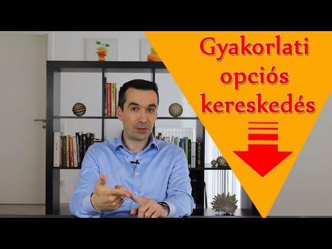 Opciós stratégiák 60 másodperc videón
