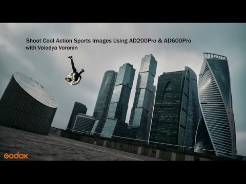 What Can You Do With the AD200 Pro from Godox?
