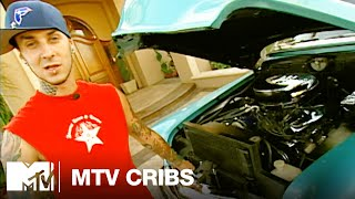 'I'm Into Cadillacs' Travis Barker's Home & Car Collection | MTV Cribs
