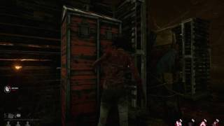 Dead by daylight locker escape