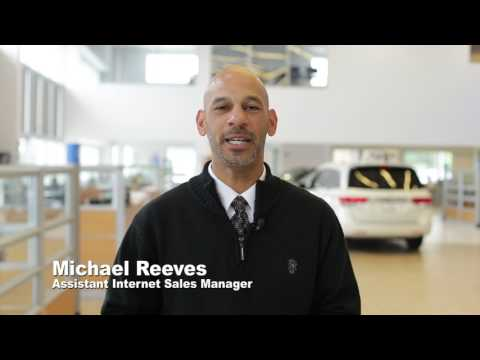 Asst. Internet Sales Manager Michael Reeves