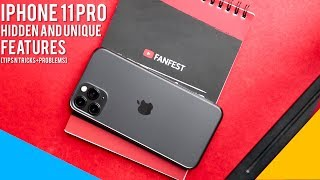 iPhone 11 Pro Hidden And Unique Features [Tips, Tricks and Problems]