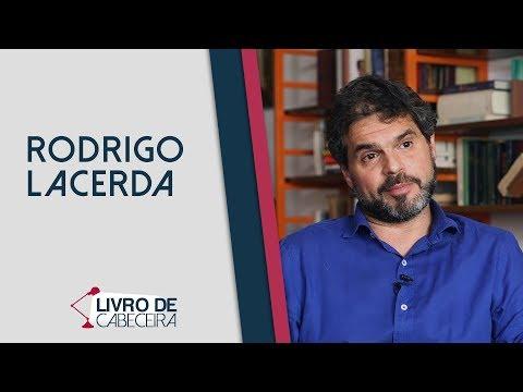 Livro de Cabeceira #29: Rodrigo Lacerda