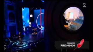 Artistgalla 2009 - Amazing Grace (Sigvart Dagsland)
