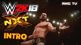 WWE 2K18 - NXT 2017 Intro Recreation!