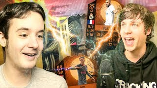 CHRIS PACKS HIS BEST WALKOUT SO FAR ON FIFA 18 ULTIMATE TEAM / PACK OPENING