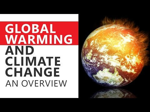 Global Warming and Climate Change: An overview by Roman Saini [UPSC CSE/IAS, SSC CGL/CHSL]