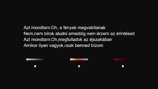 The Weeknd Blinding Lights MAGYAR Felirattal