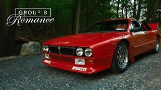 Lancia 037 Group B Represents Last Era of Racing Romance