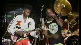 Living Colour Cult of Personality Live in Auburn 1988 Video