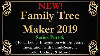 FTM 2019 Family Tree Maker Final Look