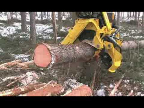 These Machines Eat Forests