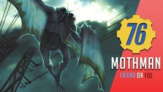 MOTHMAN - FRIEND Or FOE? | Fallout 76