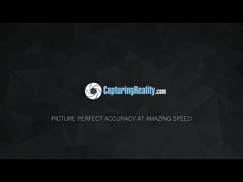 Capturing Reality: RealityCapture