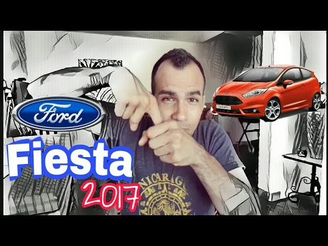 FORD FIESTA 2017 ¿VAS A COMPRAR? DESCUBRE CONSUMO GASOLINA EQUIPO PRECIO