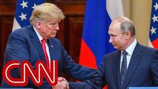 Watch Donald Trump and Vladimir Putin's full press conference