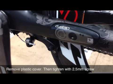Bontrager Duotrap Digital Sensor Ant Bluetooth Cykloteket