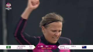 New Zealand v Ireland - Women's World T20 2018 highlights