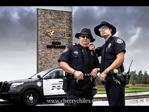 Johnston Police Department Lip Sync Challenge
