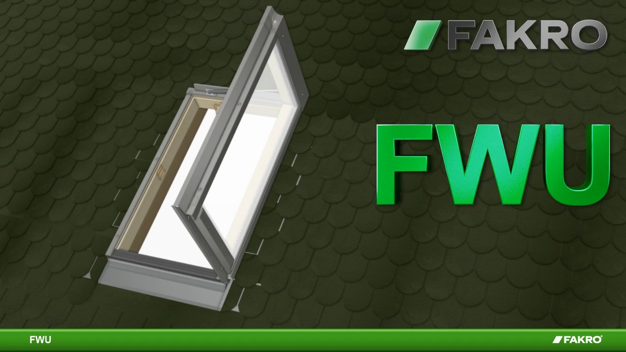 Fire Exit Roof Window - Fakro