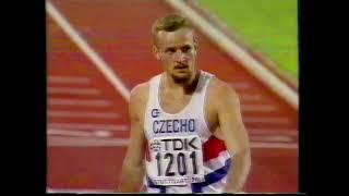 Tomáš Dvořák- 400m Stuttgart 1993